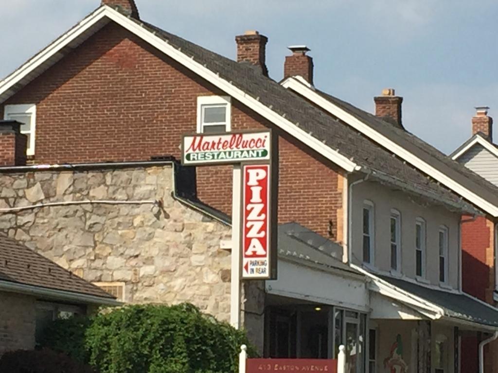 Martellucci Sign